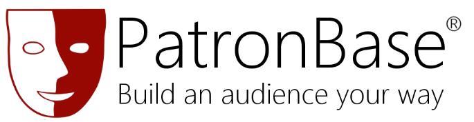 PatronBase Logo